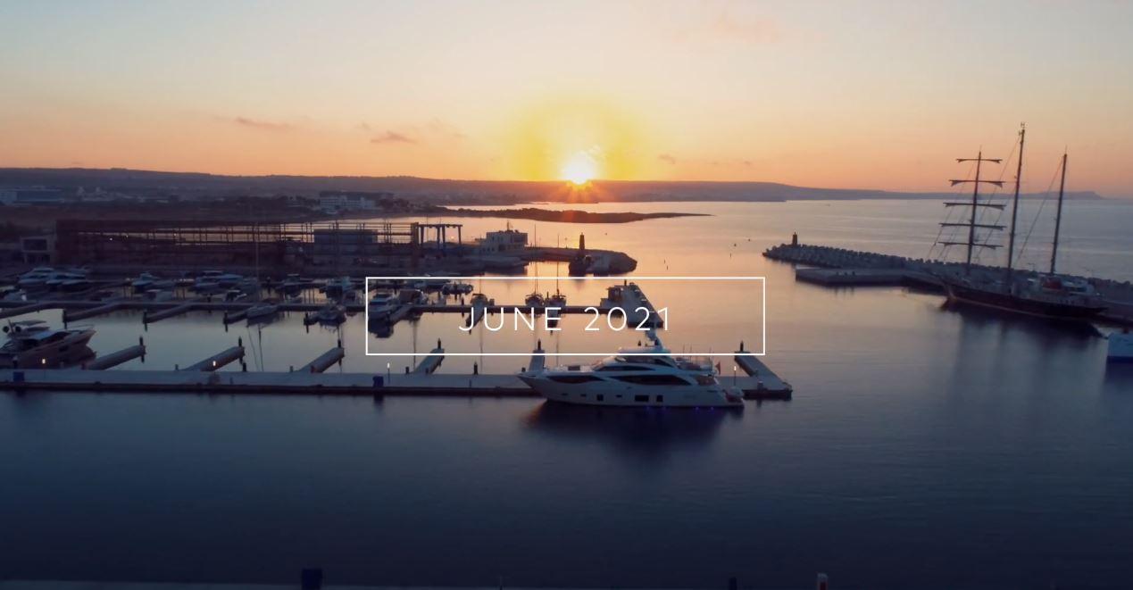Ayia Napa Marina - Video - June 2021