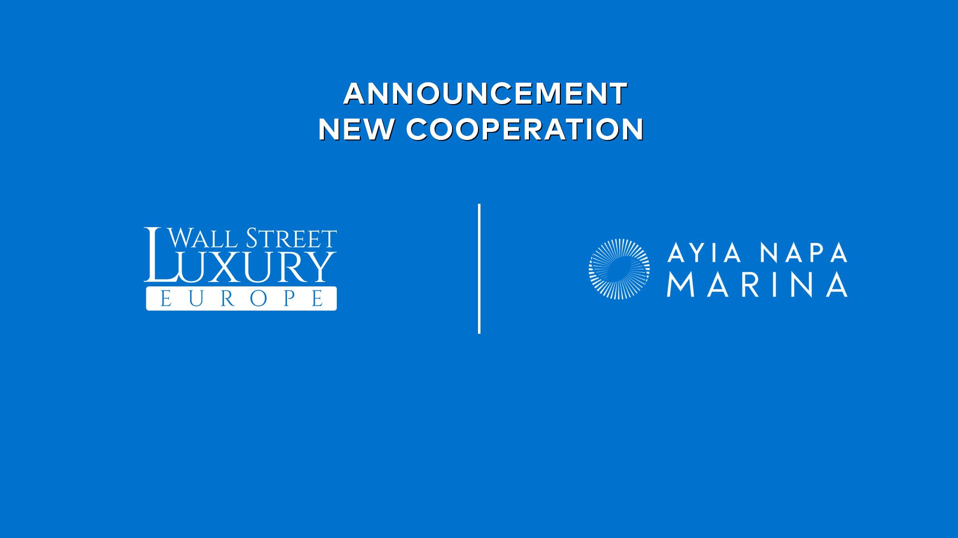 Ayia Napa Marina - Wall Street Luxury Europe