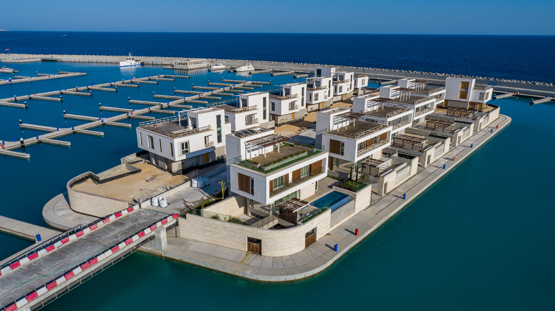 Ayia Napa Marina - Island Villas